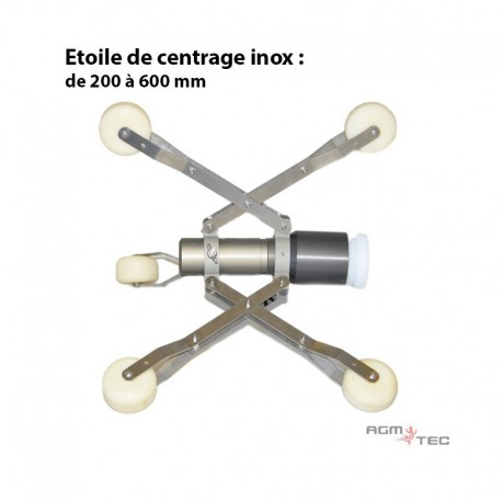 Centrador Mecánico - Gama: TUBICAM XL
