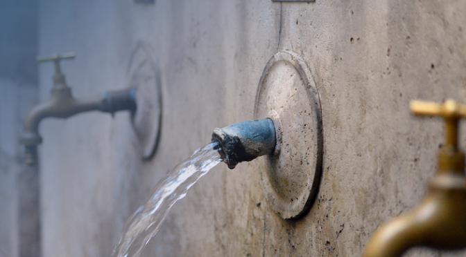 Detectar fraude de aguas con endoscopio