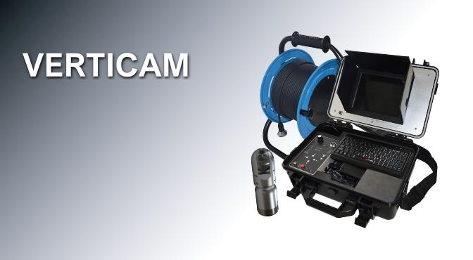 Boroscopio VERTICAM - Cámara para inspección vertical en chimeneas y conductos