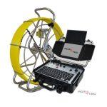 TUBICAM XL 360º HD - Cámara para inspección de tuberías con cabezal robotizado