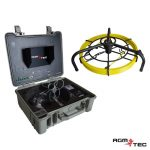TUBICAM R TT cámara para inspección de tuberías y conductos
