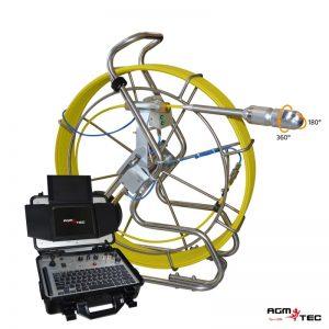 TUBICAM XL 360 HD cámara cctv inspección tuberías
