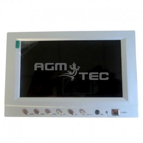 Monitor LCD 7 pulgadas TUBICAM R