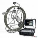 Cámara de inspección rotativa Tubicam® XL 360 HD