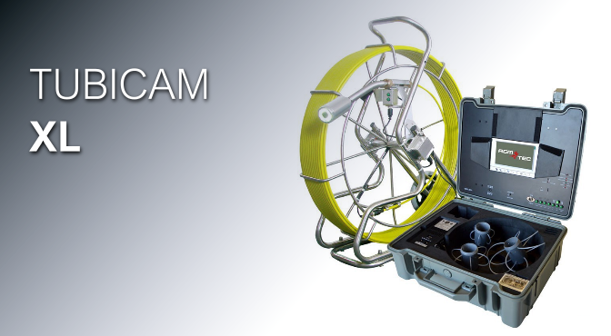 Boroscopio TUBICAM XL - Cámara para inspección de tuberías